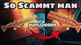 SO SCAMMT MAN SCAMMER ! BESTE SCAMM METHODE IN FORTNITE RETTE DIE WELT !