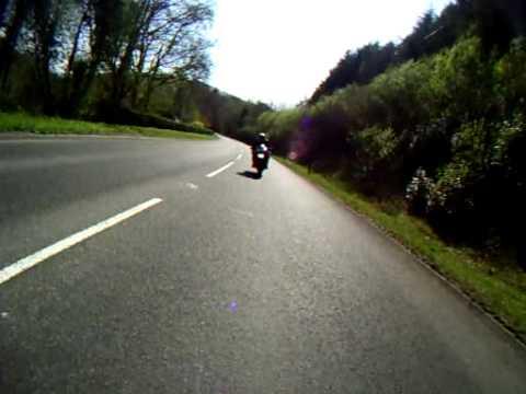 Machynlleth to Dolgellau A487 Part 1/2