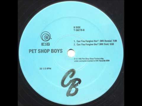 Pet Shop Boys - Can You Forgive Her? (MK Remix)