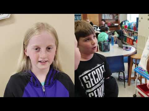 Port Monmouth Elementary School Future Ready Schools NJ Silver Certification Video
