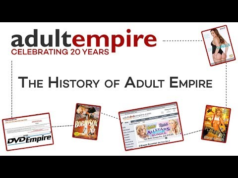 Adult Empire's 20th Anniversary: The History of Adult Empire