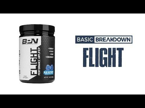 BPN Flight Pre-Workout Supplement Review   Basic Breakdown