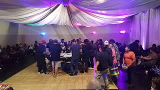 Albuquerque Community Round Dance April 27 2018 Clip 15