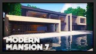 Minecraft - Modern Mansion 7