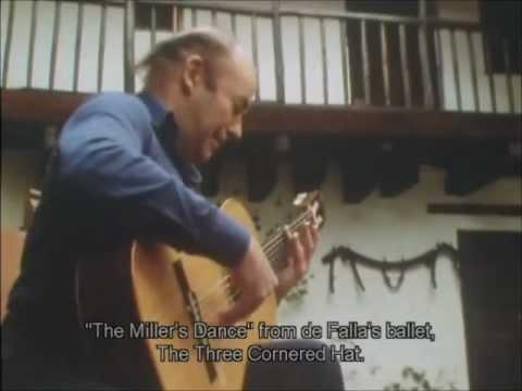 Julian Bream | Danza del Molinero | Manuel de Falla