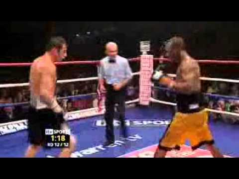 Joe Calzaghe vs Sakio Bika - 4/4