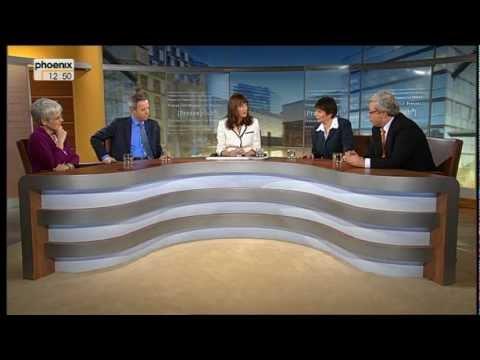 Warum Deutschland in Europa so verschrien ist - PRESSECLUB vom 25.11.2012