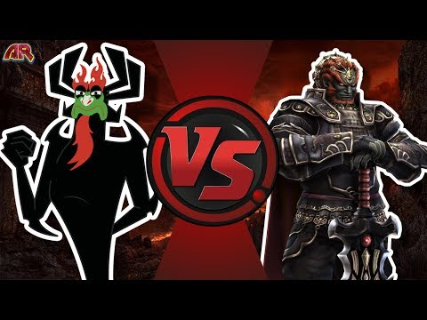 AKU vs GANON! (Samurai Jack VS The Legend of Zelda) CFC EP 198