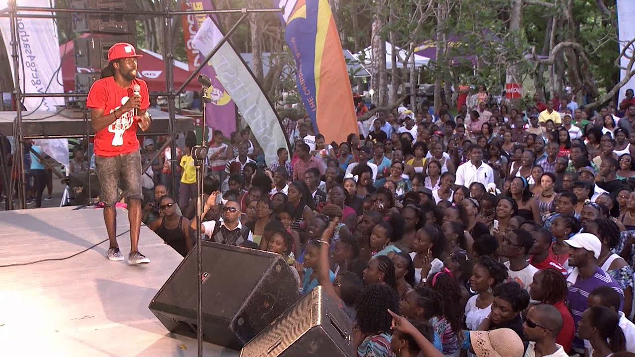 Tye Tribbett at Barbados Gospelfest 2012- Same God
