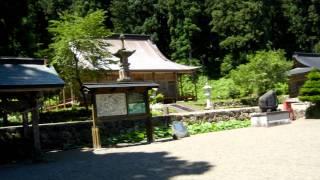 ★郡上観光どっと混む★長滝白山神社・長瀧寺