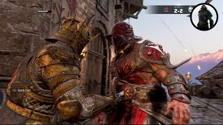 WARDEN: 'Time to PUNISH the opposition!' [For Honor]