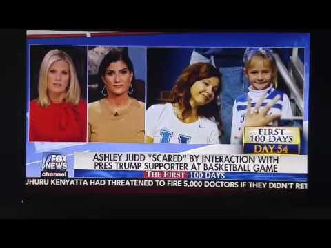 Dana Loesch Responds to Ashley Judd
