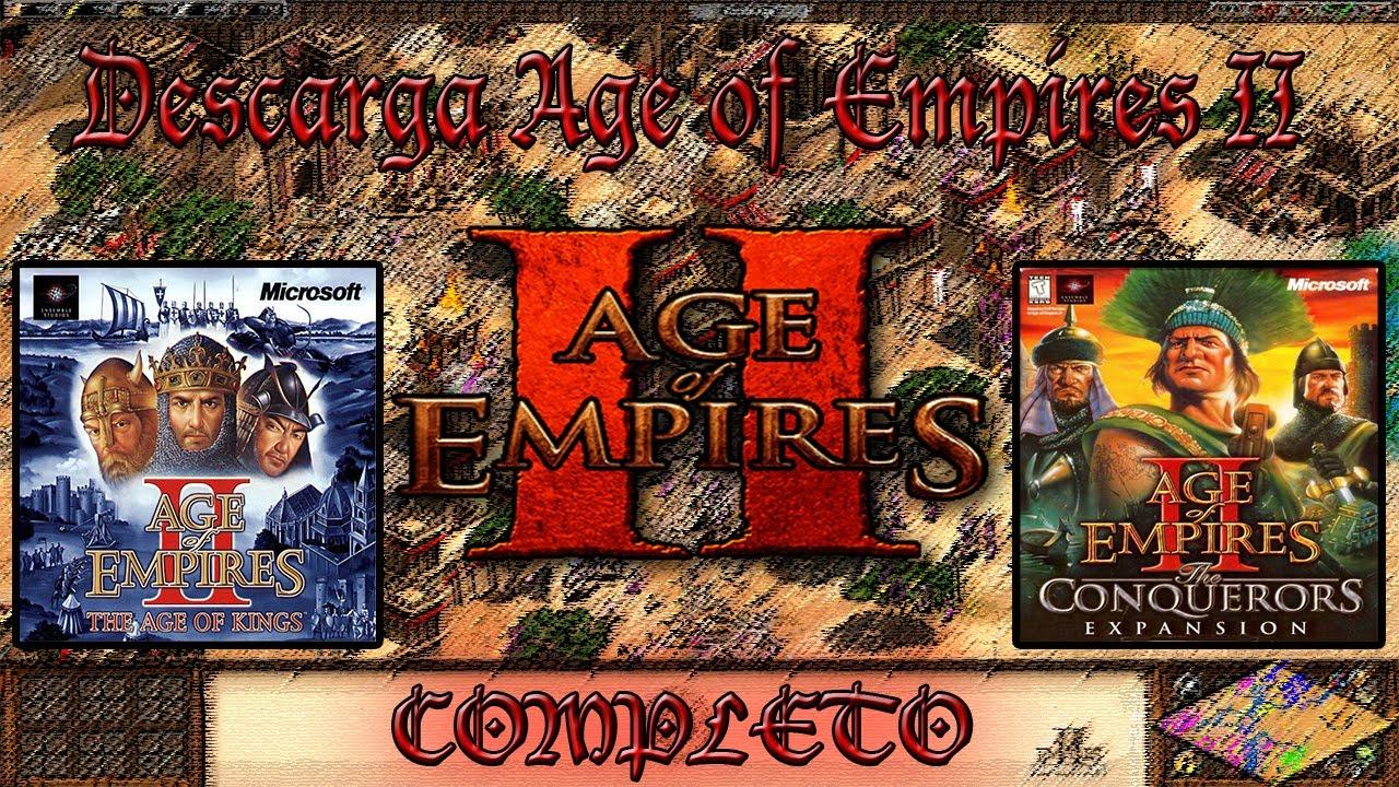 Descargar Age of Empires 1 Gold Edition [ PC ][Español]