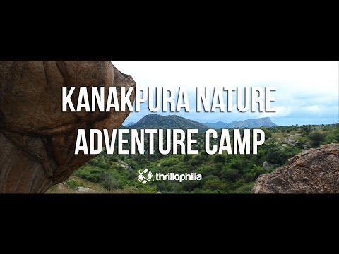 Kanakpura Nature Adventure Camp - Into the Wild with Thrillophilia