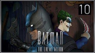 Batman: The Enemy Within ★ 10: Новый герой Готэма (Джокер-герой)