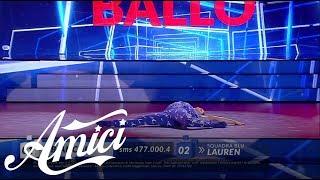 Amici 17 - Lauren - Prova proibitiva ballo - I serale