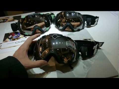 Zeal Optics Hello Ski Goggles with HD Camera Hands On