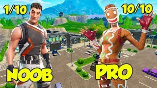Do you know the map of Fortnite like a PRO?