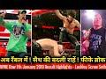 John Cena In Rumble !  Lesnar face Off Braun ! WWE Raw 7 January 2019 Highlights ! WWE Raw 1/7/19 !