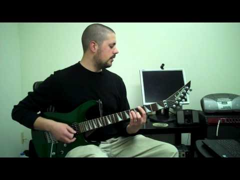 The Funeral - Band of Horses Guitar Lesson TABS in Description