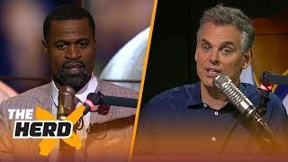 Colin Cowherd and Stephen Jackson on LeBron