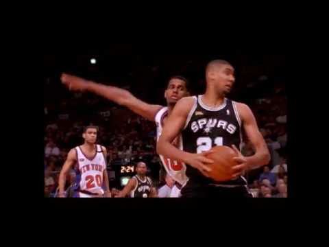 Spurs 1999 Finals Game 5 vs Knicks Look Back