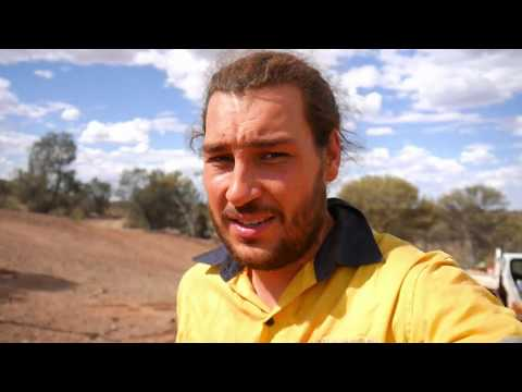 Backpacker Goes Goldmining // Working As A Field Assistant