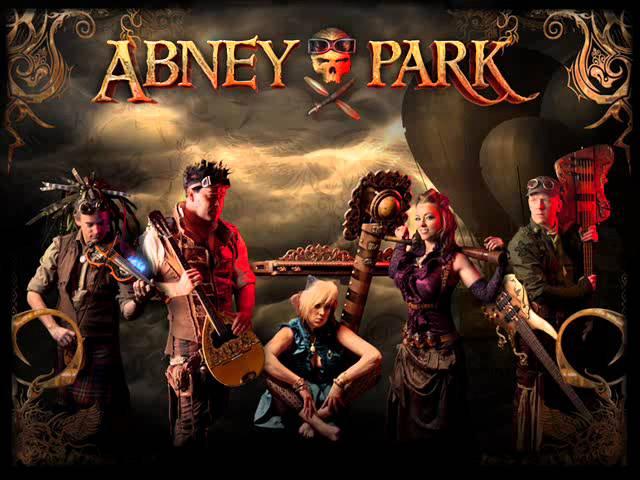 Abney Park - Evil Man