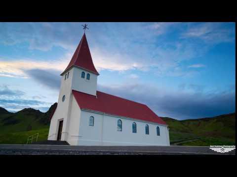 Vik Church Iceland