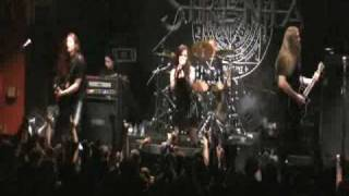 One by One - Sirenia - Live In Moscow, Russia 10-05-2009