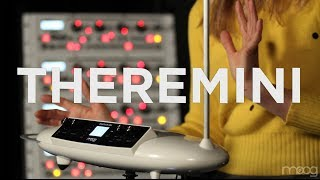 Theremini | Dorit Chrysler