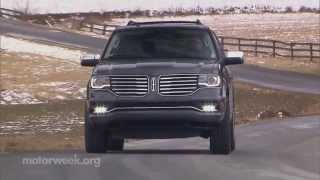 Lincoln Navigator 2015 Videos