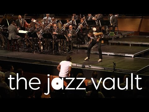 CH-CH-CHICKEN from Wynton Marsalis's SPACES - Jazz at Lincoln Center Orchestra