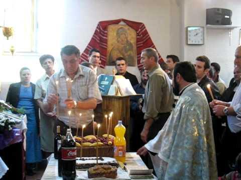 Preot Adrian Arsenie Nicodin (Castellón)~Partea 1