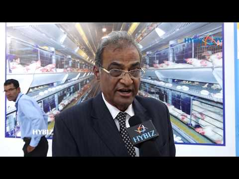 Vijay Singh, Vijay Raj Poultry Equipments Pvt Ltd || Poultry India 2017