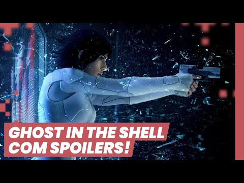 GHOST IN THE SHELL | REVIEW COM SPOILERS (A Vigilante do Amanhã: Ghost in the Shell)