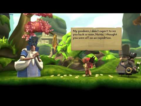 LostWinds 2 Winter of the melodias gameplay - GogetaSuperx |