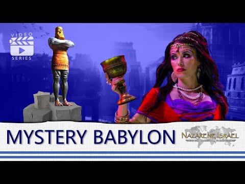 Revelation Simplified, Part #12: Mystery Babylon