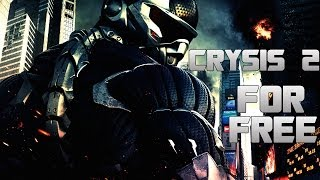 How to Get Crysis 2 For Free For PC! + Gameplay