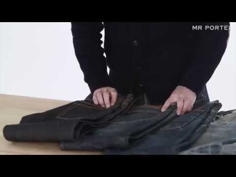 How To Look After Your Jeans | MR PORTER