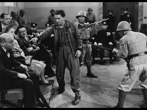 El Corazón Púrpura 1944 película en español