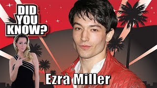 DID YOU KNOW? Ezra Miller - 10 Things You Didn't Know