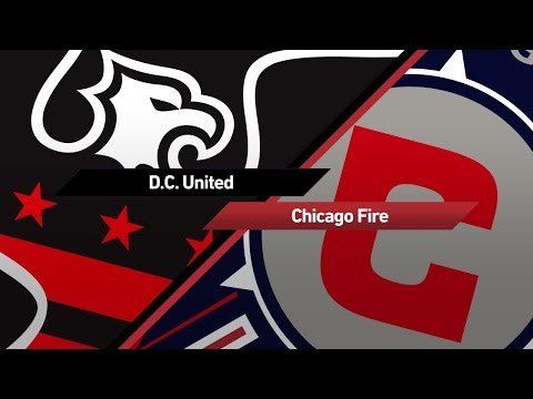 Highlights: D.C. United vs. Chicago Fire | May 20, 2017