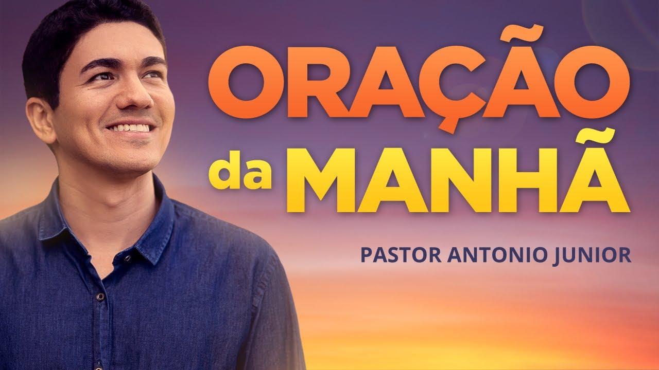 ORAÇÃO DA MANHÃ DE HOJE - 9 DE ABRIL 🙏🏼