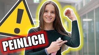 Haare WASCHEN in der Öffentlichkeit / Trockenshampoo-Eskalation - Celina