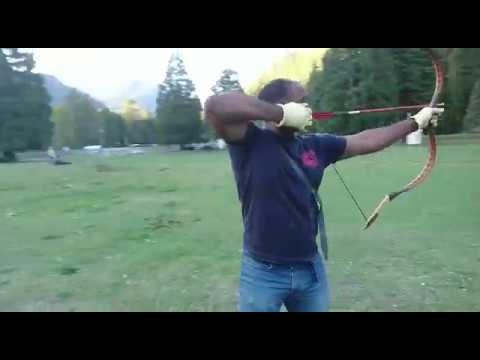 Charles Jarman Archery Sept 2017