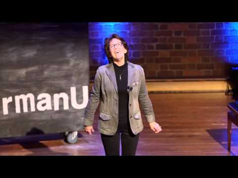 Accidentally Famous: The Story Behind the Original Voice of Siri | Susan Bennett | TEDxFurmanU