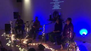 The Band of Now  - Open the Eyes - Live @ Yoga Pura - 2-9-19