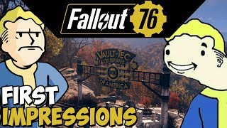 "Fallout 76 (PC) First Impressions ""Is It Worth Playing?"""