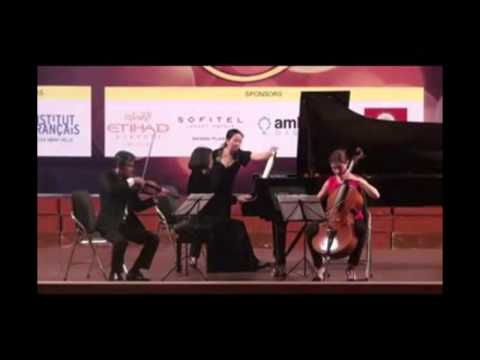 Mendelssohn Piano Trio Mov3,&4